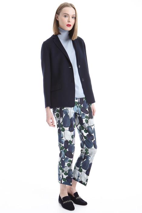 Cappotto corto in lana Fashion Market