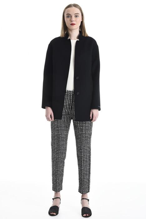 Cappottino in lana double Fashion Market