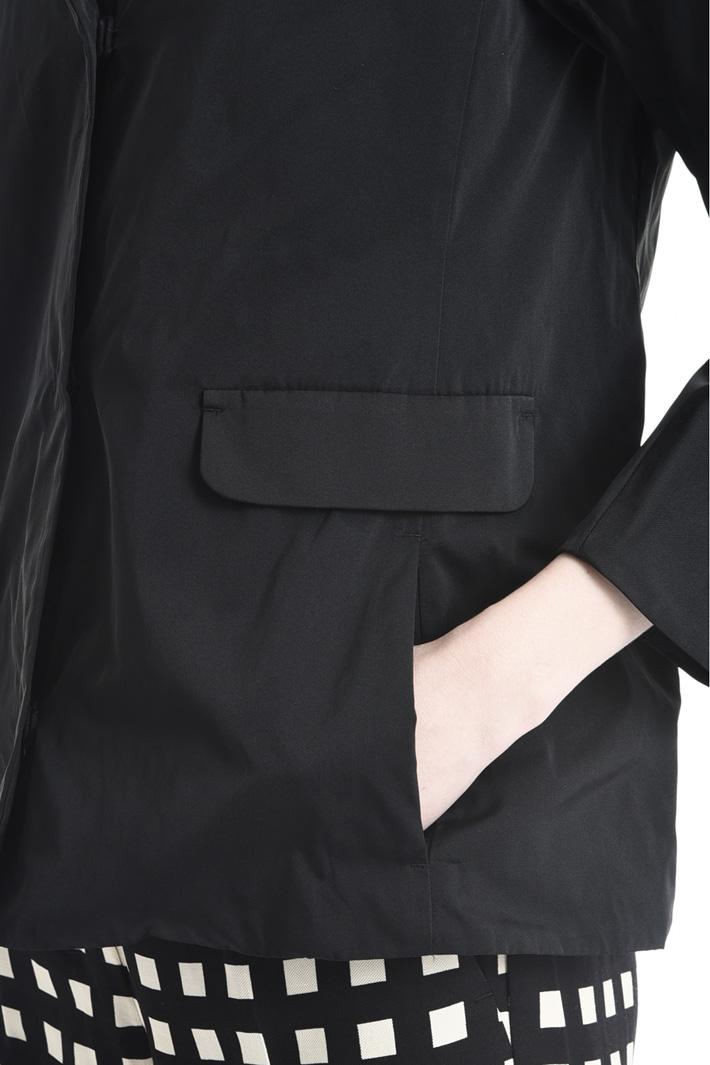 Blazer effetto stropicciato Fashion Market