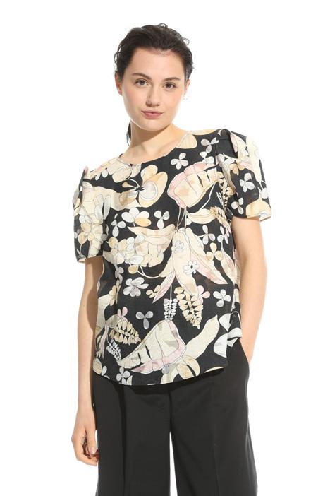 Top in fil coupè Fashion Market