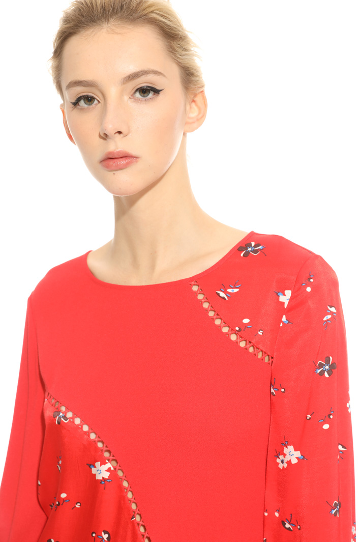 Blusa traforata in marocaine Fashion Market