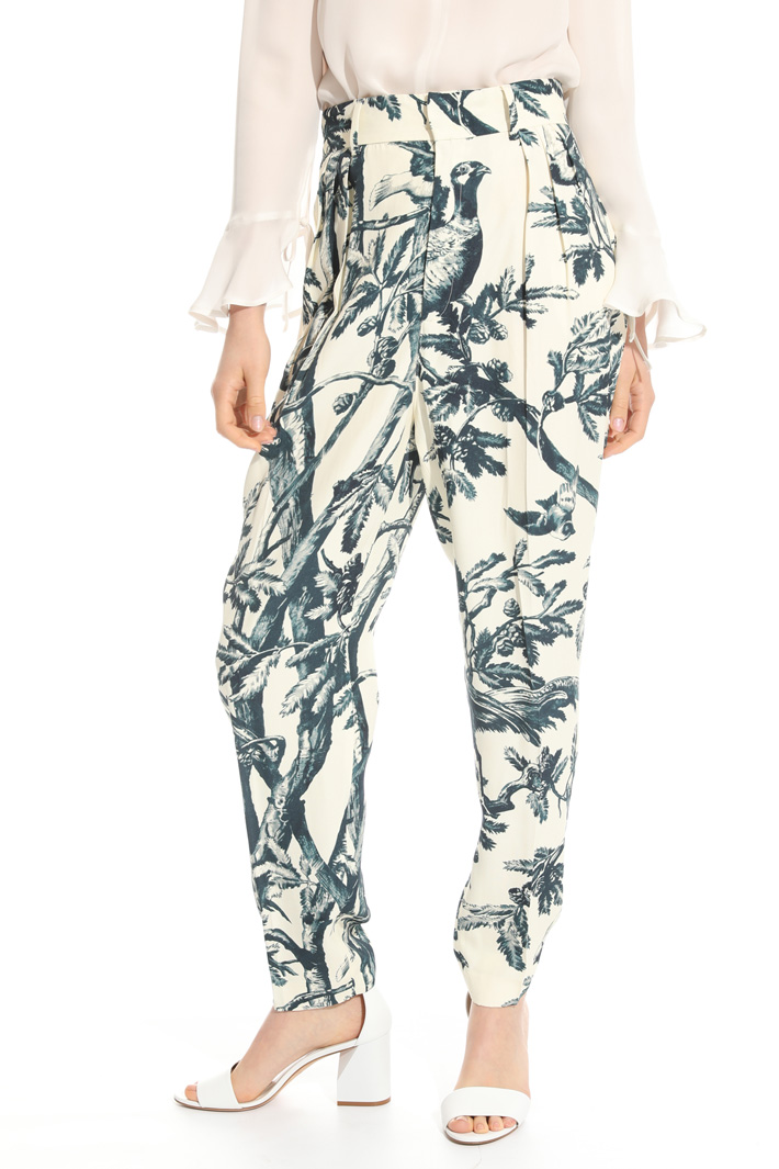 Pantalone carrot Fashion Market