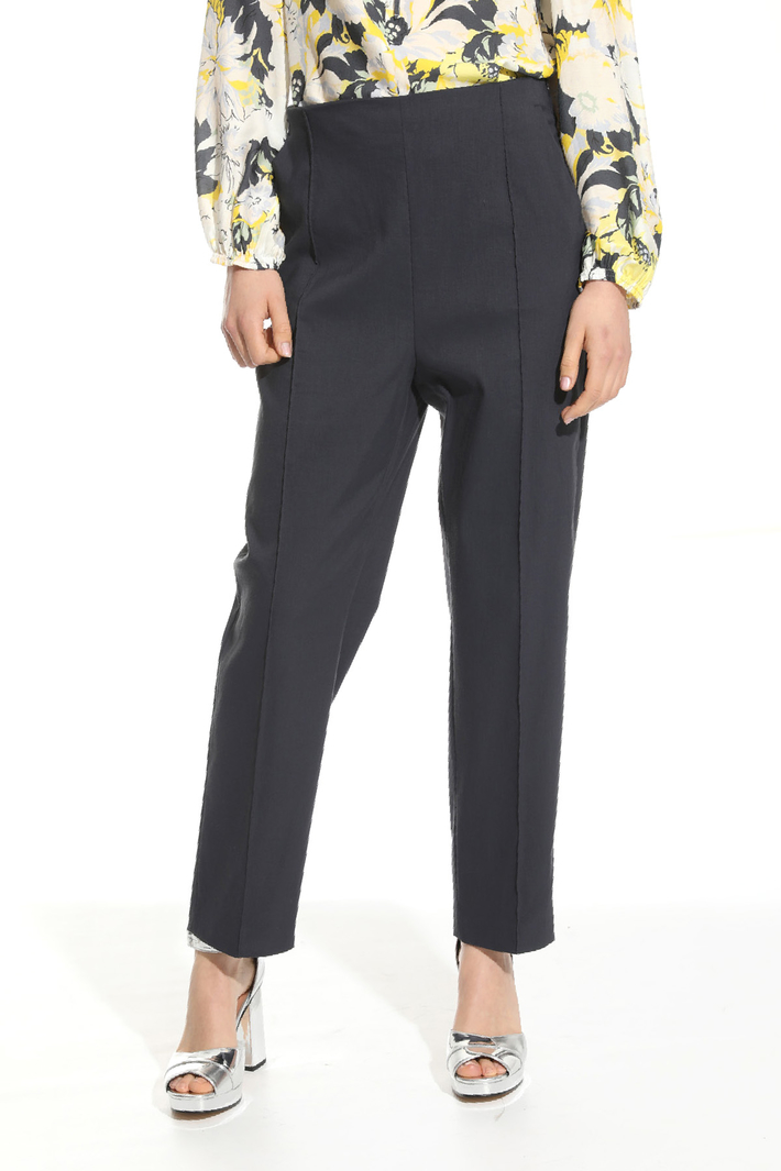 Pantalone a sigaretta Fashion Market