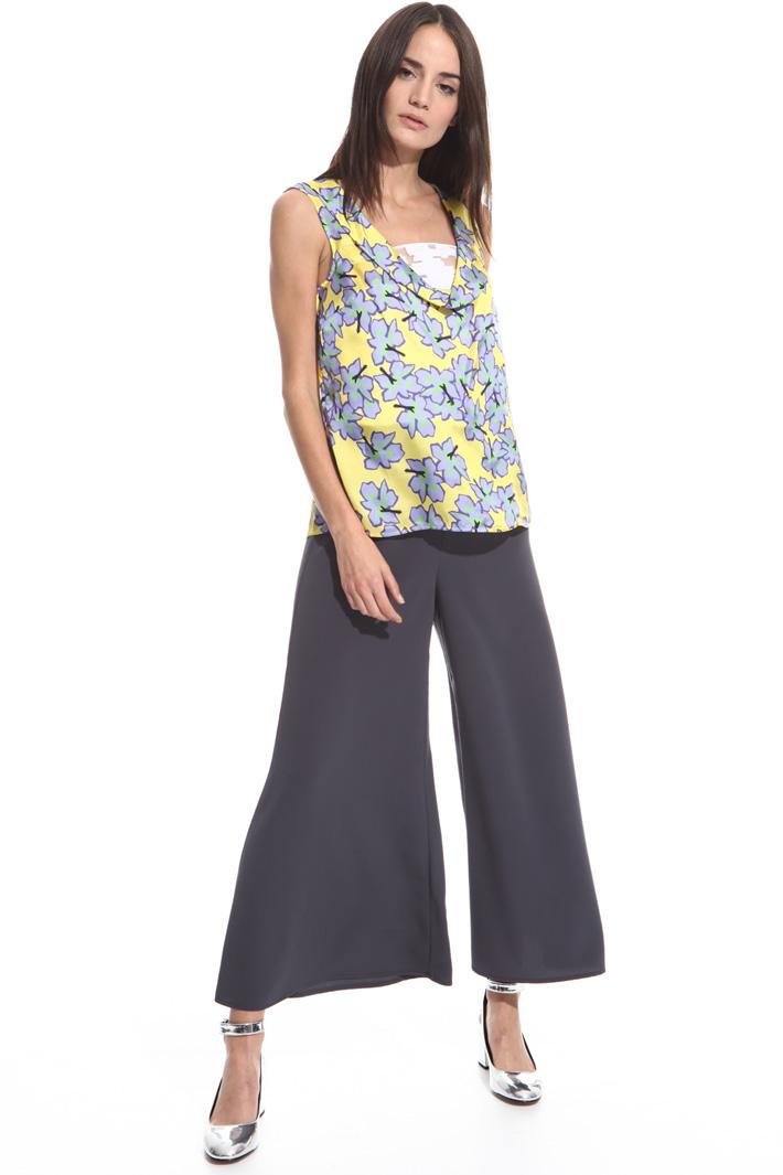 Pantalone palazzo Fashion Market