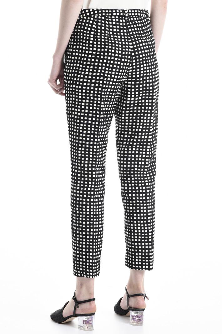 Pantalone in matelassé Fashion Market
