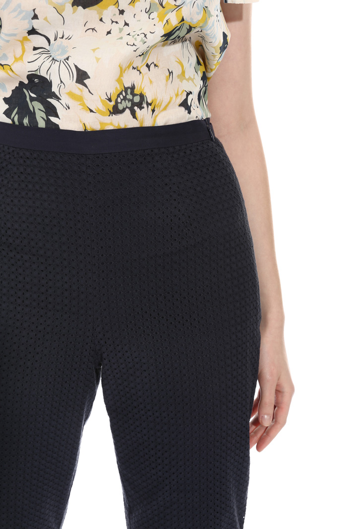 Pantalone in sangallo Fashion Market