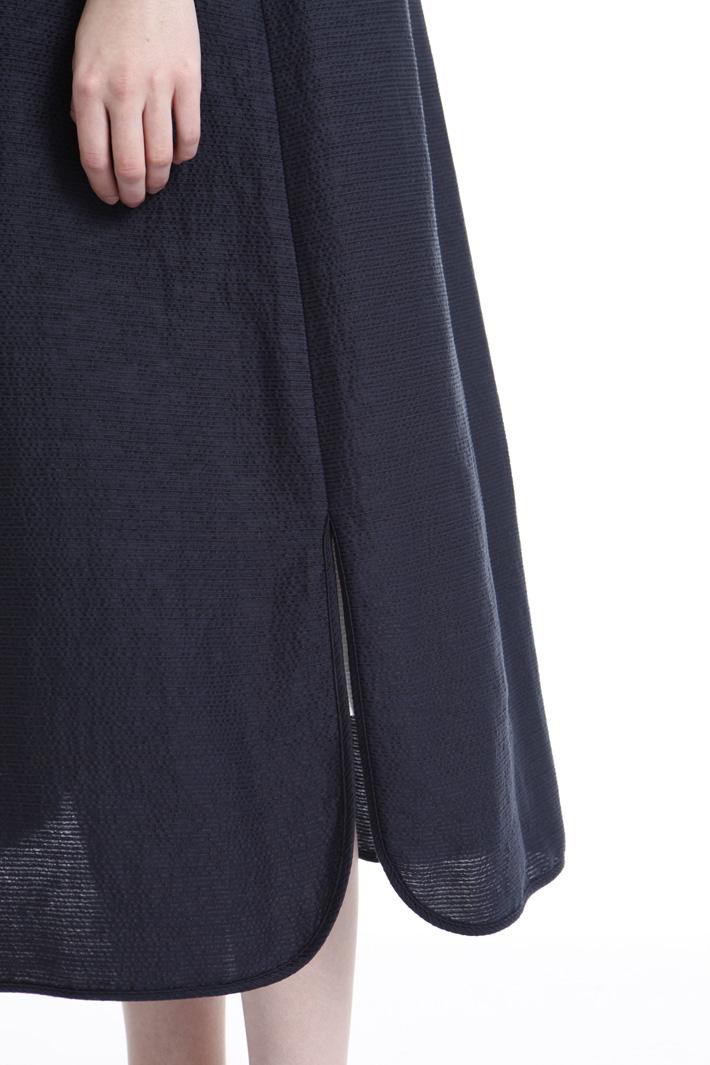 Soprabito in ottoman di cotone Fashion Market