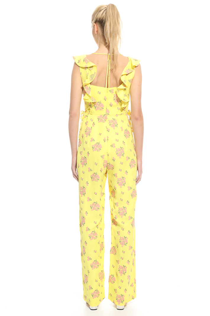 Tuta in jacquard floreale Fashion Market