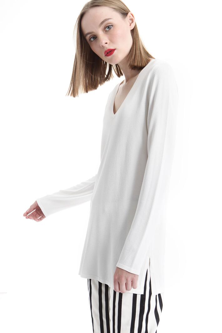 Maglia in viscosa fluida Fashion Market