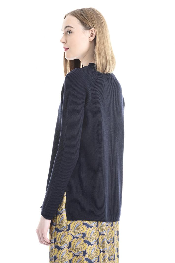 Maglia in cordonetto di lana Fashion Market