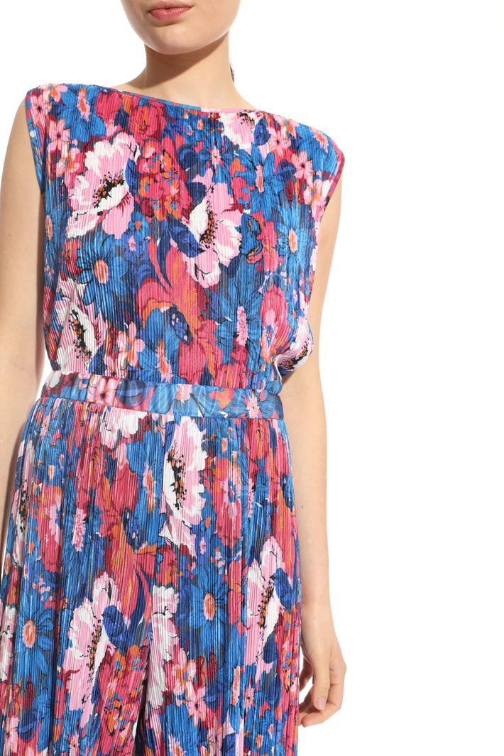 Completo in jersey plissé Fashion Market
