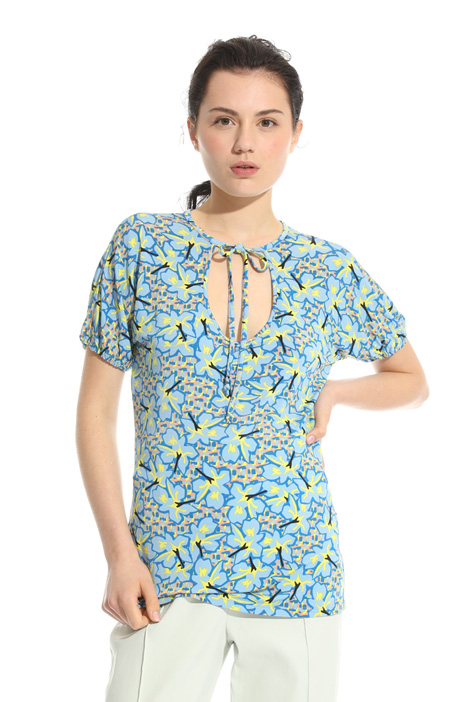 T-shirt in jersey fluido Fashion Market