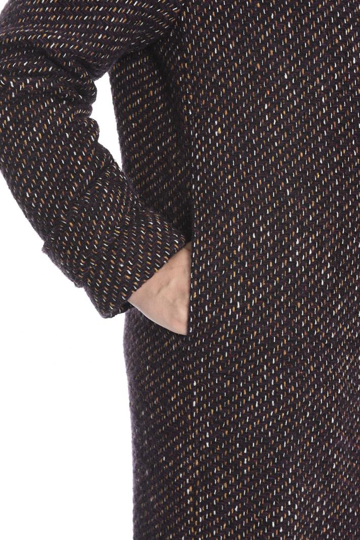 Cappotto in misto alpaca Fashion Market