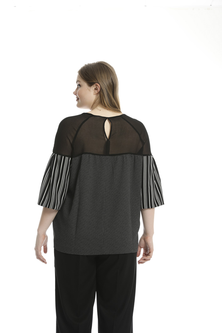 Casacca con carré Fashion Market