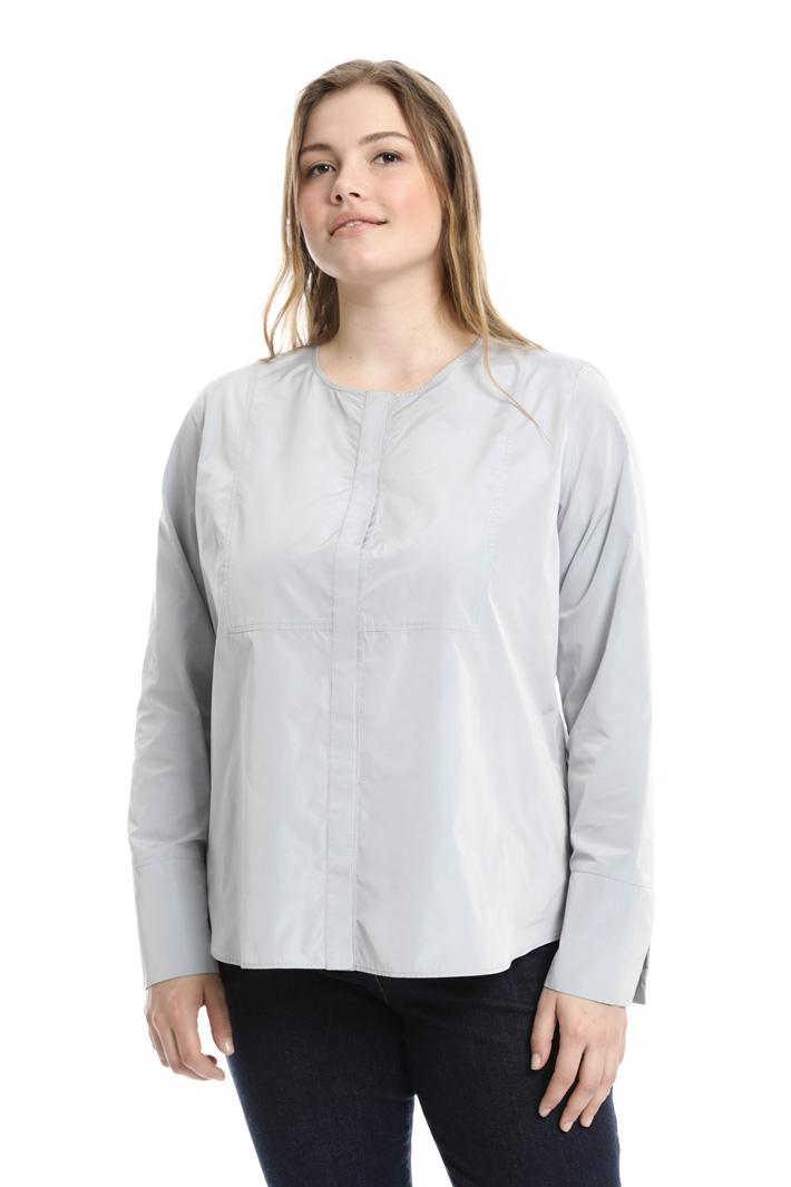 Camicia in taffetà Fashion Market