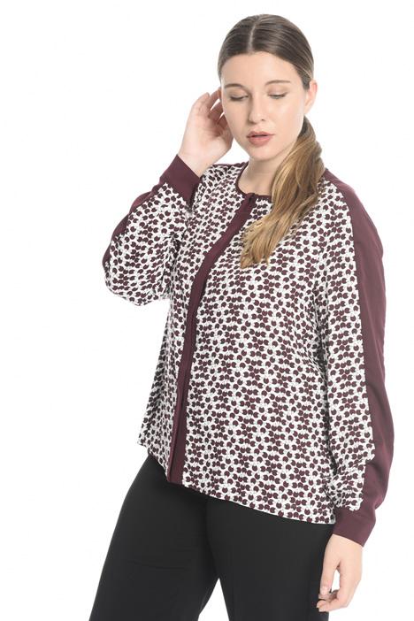 Camicia in viscosa stampata Fashion Market