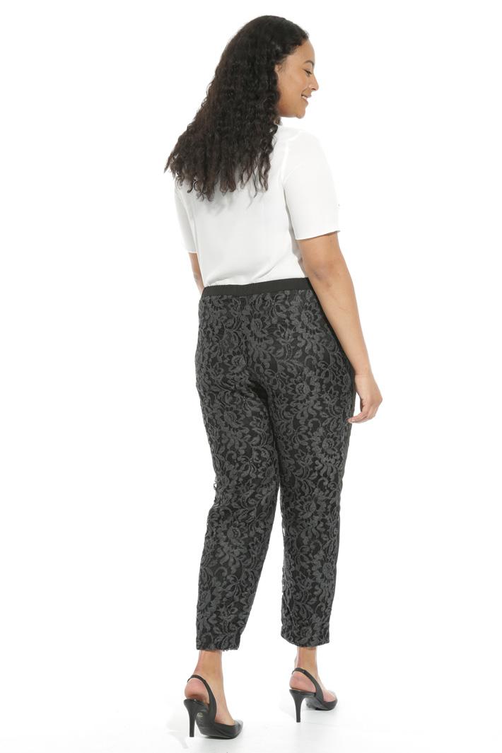 Pantaloni jogging in pizzo Fashion Market