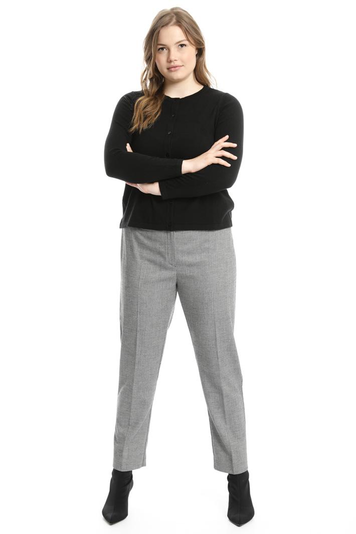 Pantalone in flanella Fashion Market