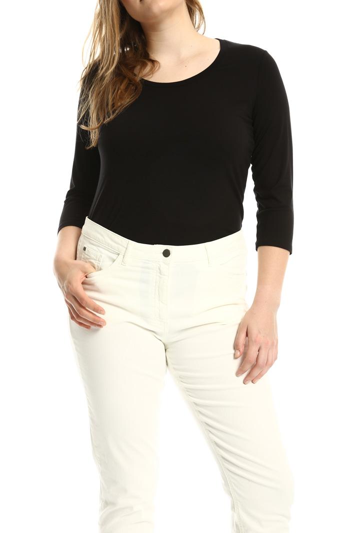Pantalone skinny in cotone Fashion Market