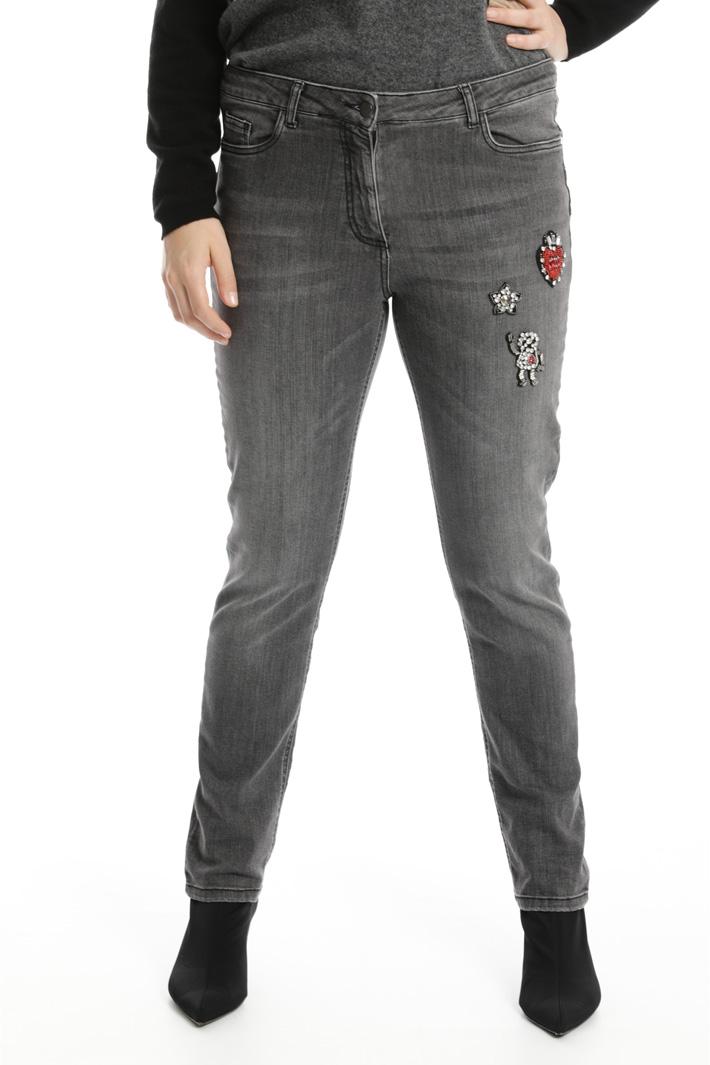 Jeans fit in denim Fashion Market
