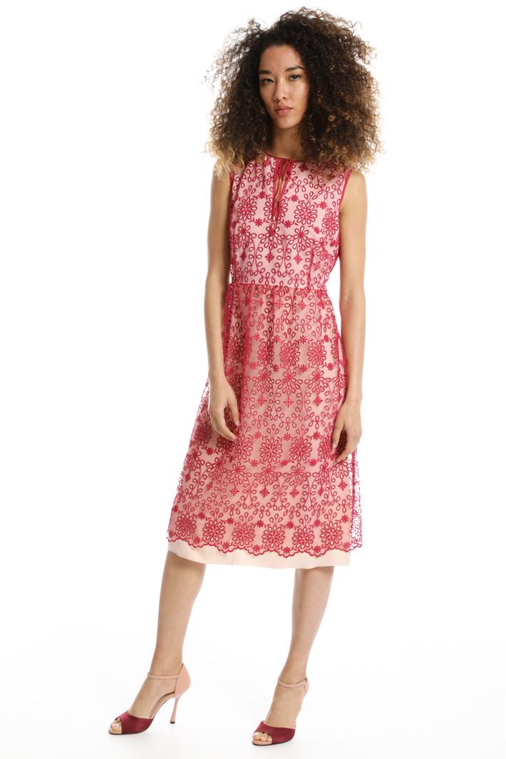 Abito princesse in sangallo Fashion Market