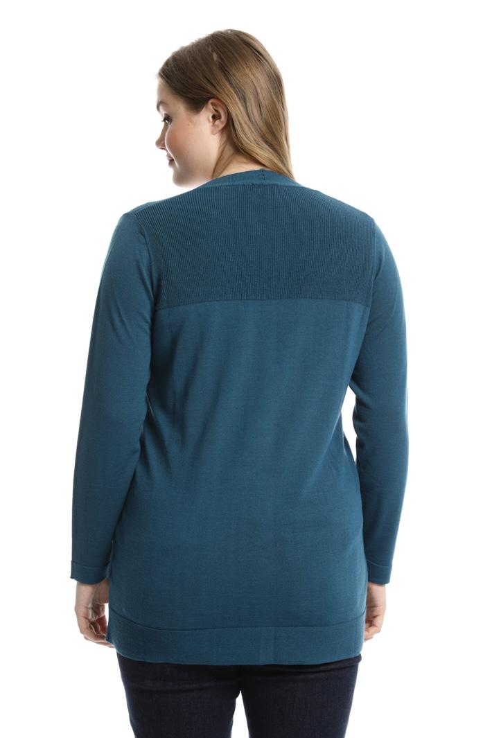 Cardigan in lana extrafine Fashion Market