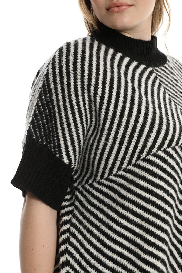 Maglia jacquard lurex Fashion Market