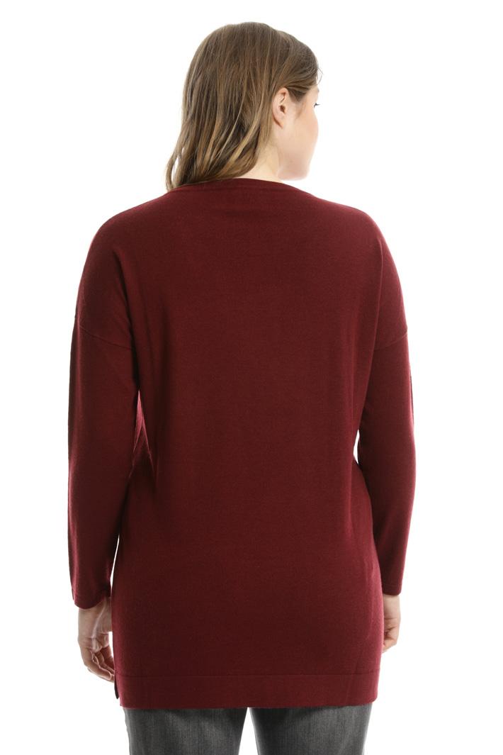 Maglia in viscosa e lana Fashion Market