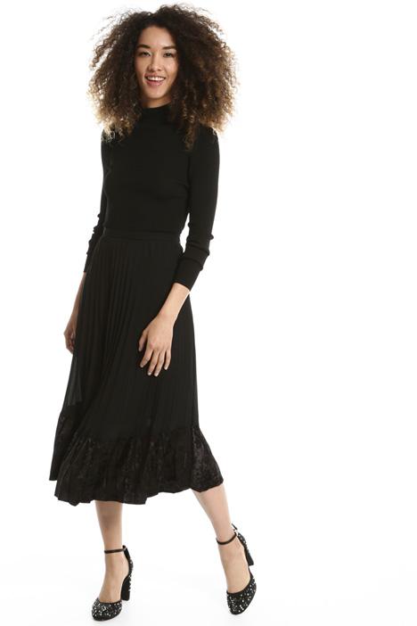 Maglia con apertura a goccia Fashion Market