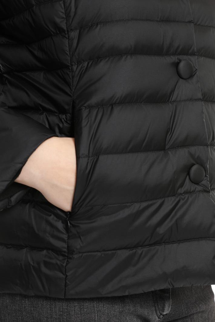 Piumino con revers Fashion Market