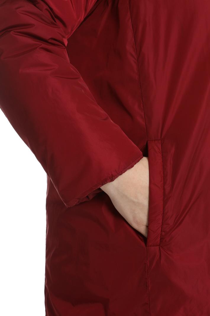Imbottito reversibile in taffetà Fashion Market