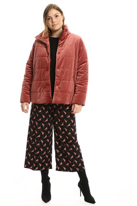 Bomber in velluto Fashion Market