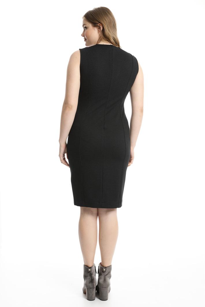 Tubino in jersey tinto filo Fashion Market