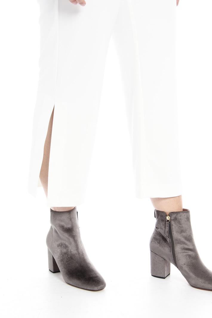 Pantaloni cropped Fashion Market