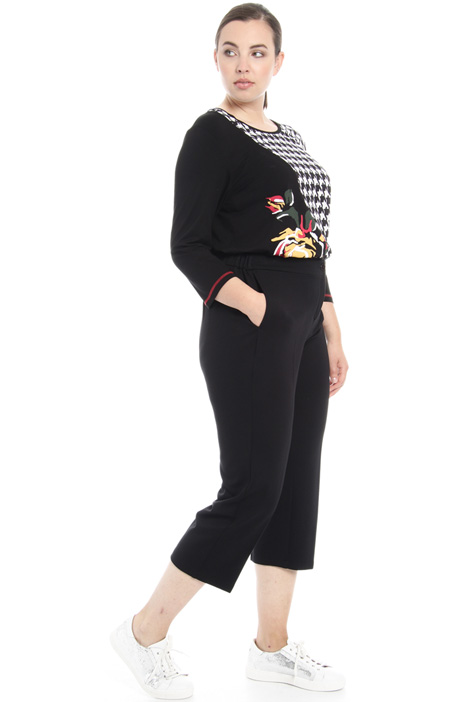 Pantaloni in viscosa fluida Fashion Market