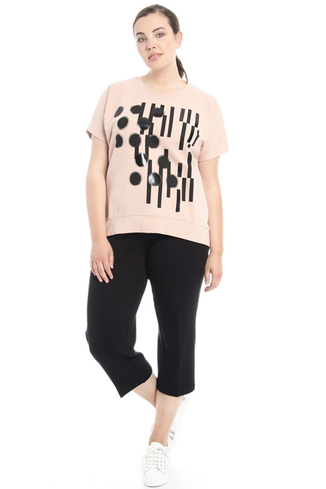 T-shirt in felpa Fashion Market