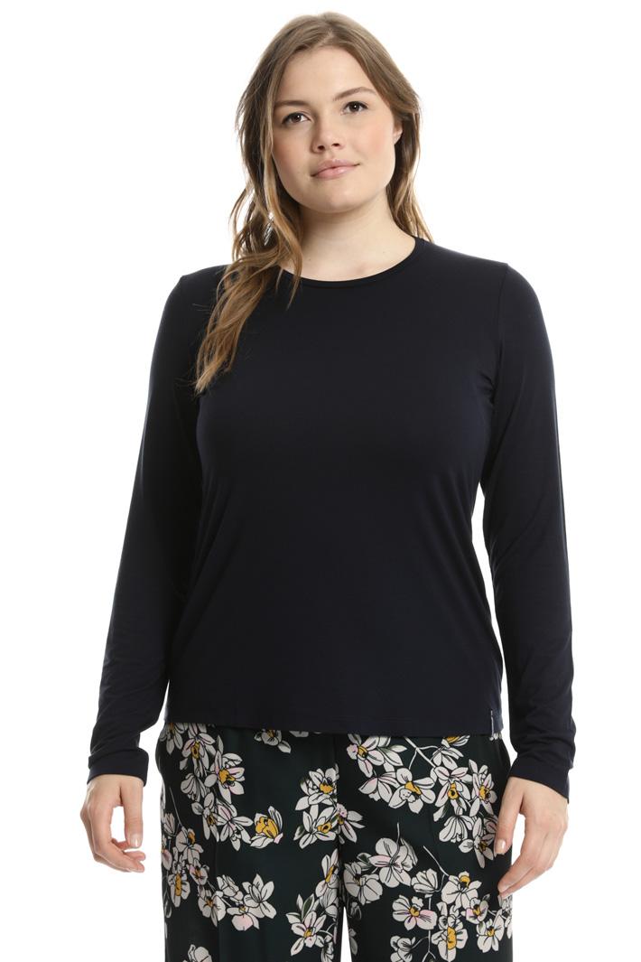 T-shirt in viscosa Fashion Market