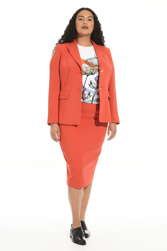 Blazer in triacetato Fashion Market