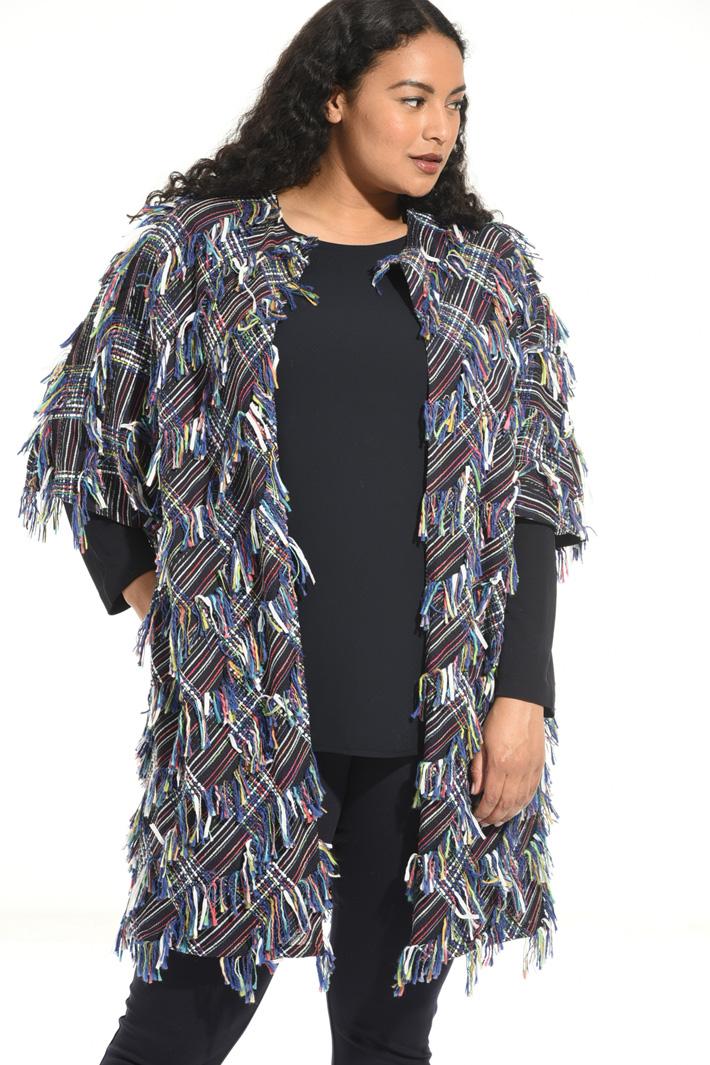 Giaccone in cotone Fashion Market