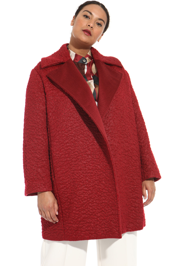 Cappotto in mohair Fashion Market