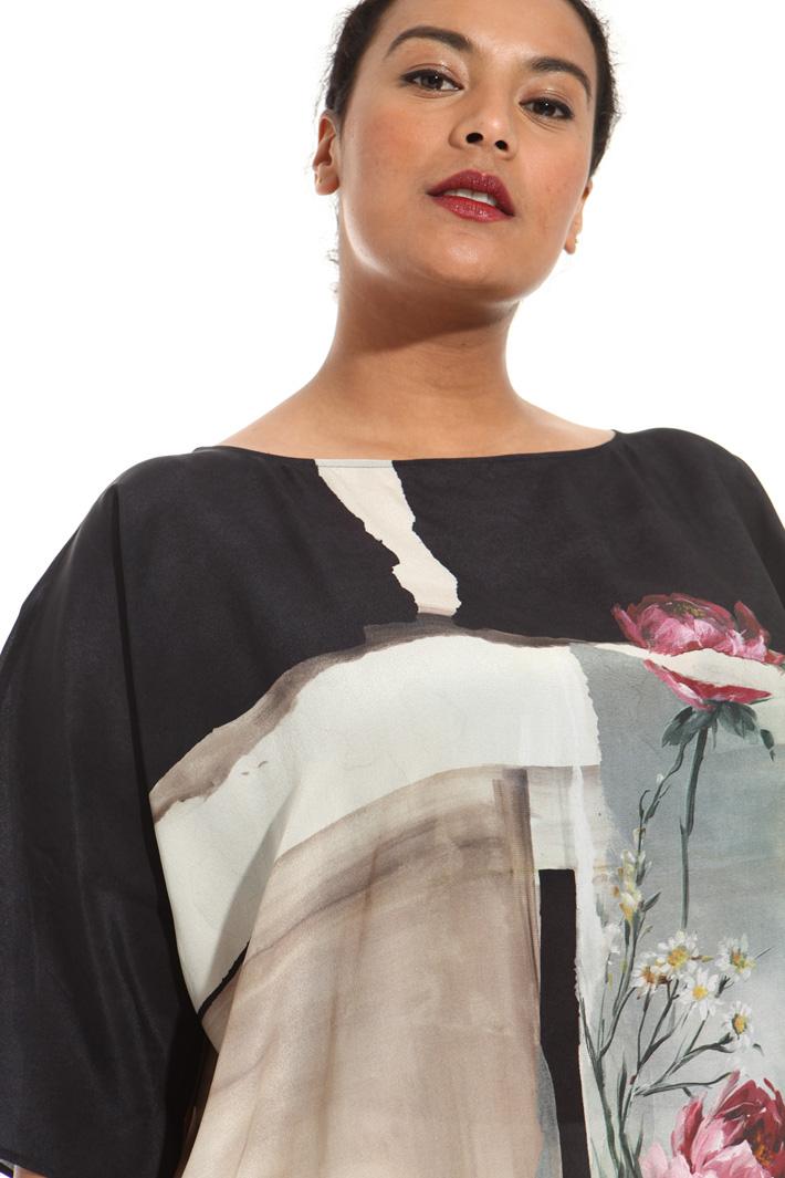 Casacca in seta Fashion Market