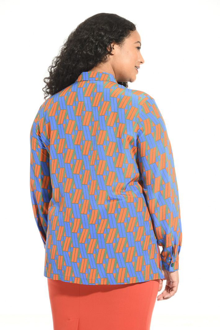 Camicia in seta Fashion Market