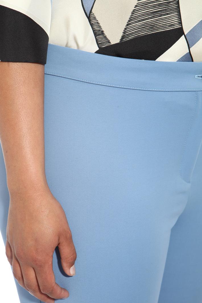 Pantaloni in tecno stretch Fashion Market