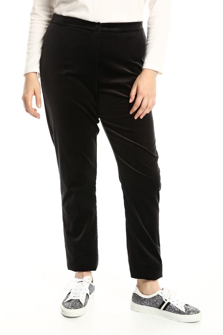 Pantaloni in velluto Fashion Market