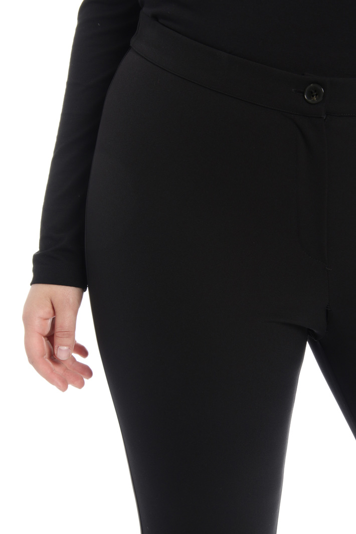 Pantalone in tessuto tecnico Fashion Market