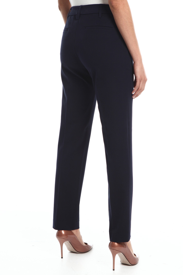 Pantalone in cotone Fashion Market