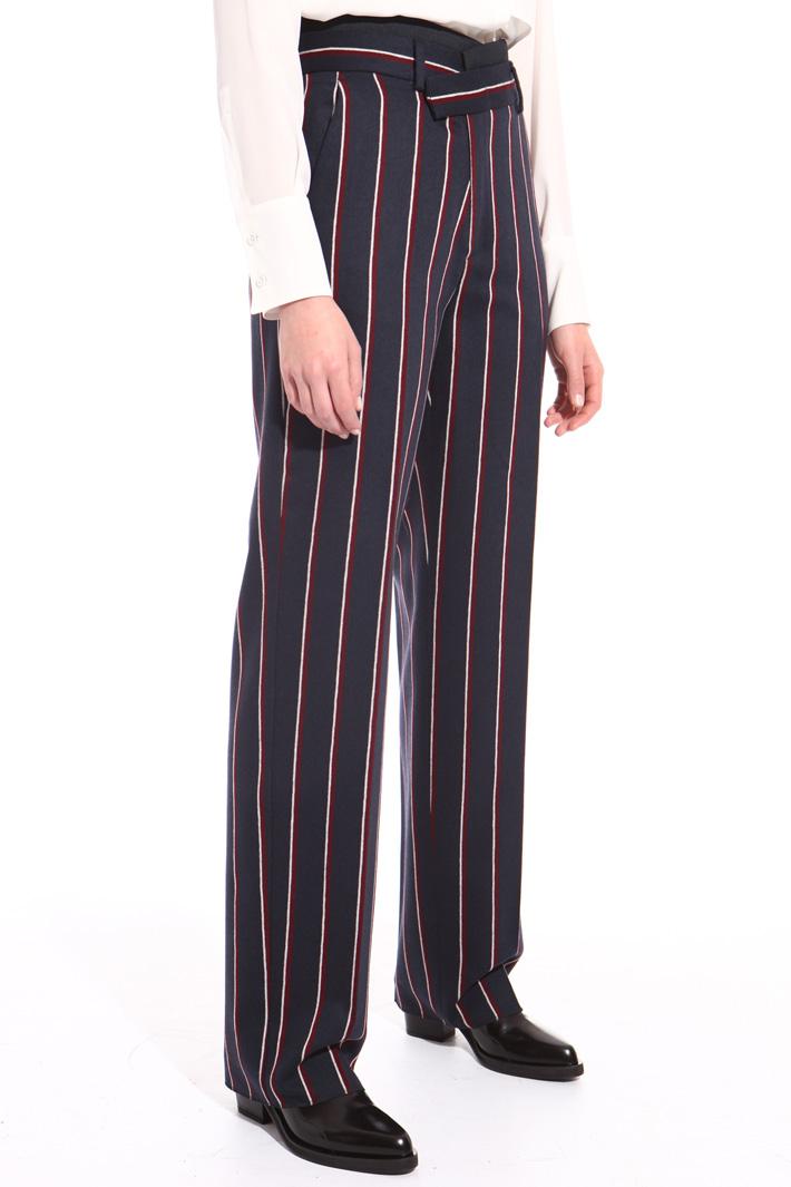 Pantalone asimmetrico Fashion Market
