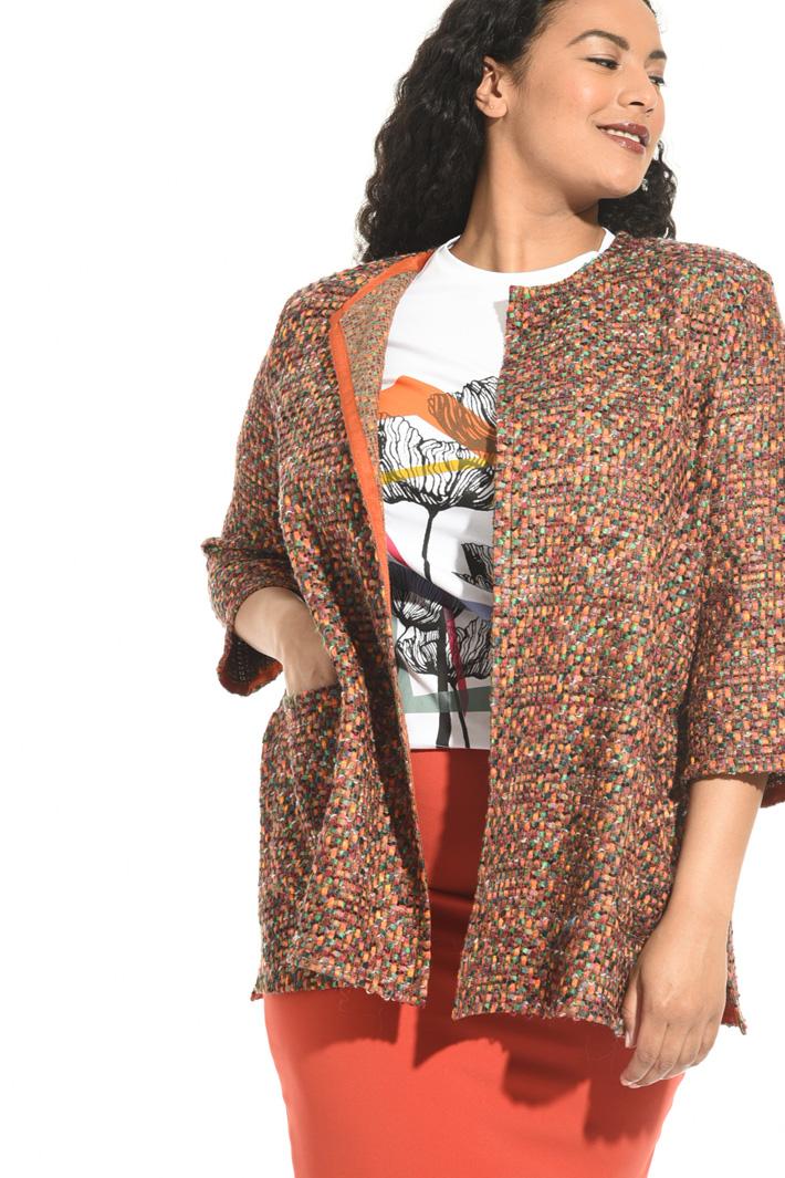 Giacca in viscosa Fashion Market