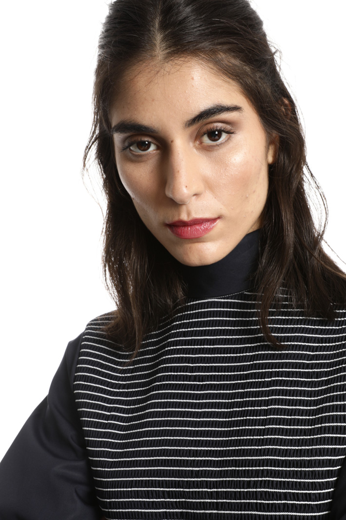 Casacca punto smock Fashion Market