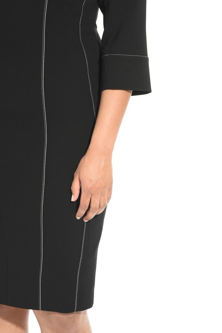 Tubino con maniche tre quarti Fashion Market